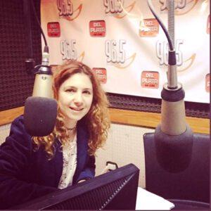 Conducción Cristina Tammone