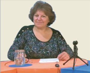 Patricia Silva, periodista y Geobióloga.